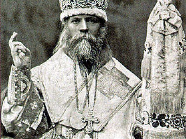 Biography of Archbishop of Moscow, Sabbatius (Levshin)