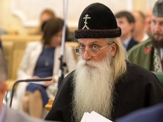 """""""Current issues concerning the development of religious education in the Russian Federation."""" Speech at the Federation Council"""