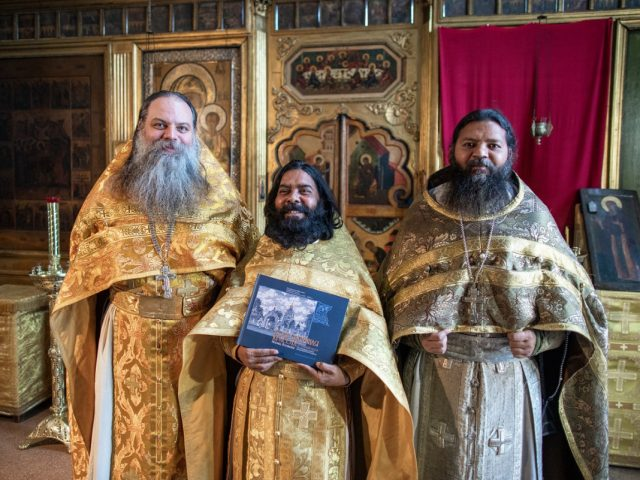 A second priest ordained for the Pakistani communities