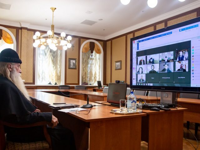 Metropolitan Korniliy participated in the Assembly of the Russian world