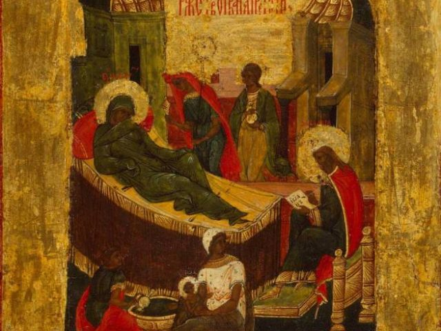 Sermon for the Nativity of Honourable and Glorious Prophet and Forerunner, Baptiser of the Lord John