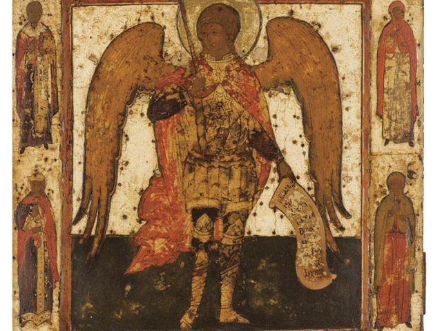 Sermon for the Feast of the Assembly of Archangel Michael and Other Heavenly Fleshless Powers