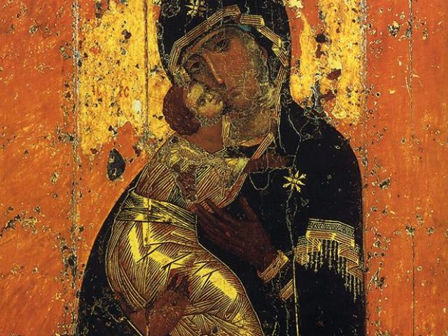 Sermon for the Feast of the Vladimir Icon of the Most Holy Mother of God