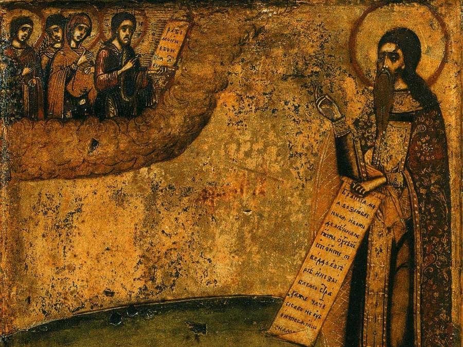 Hieromartyr and confessor Avvakum