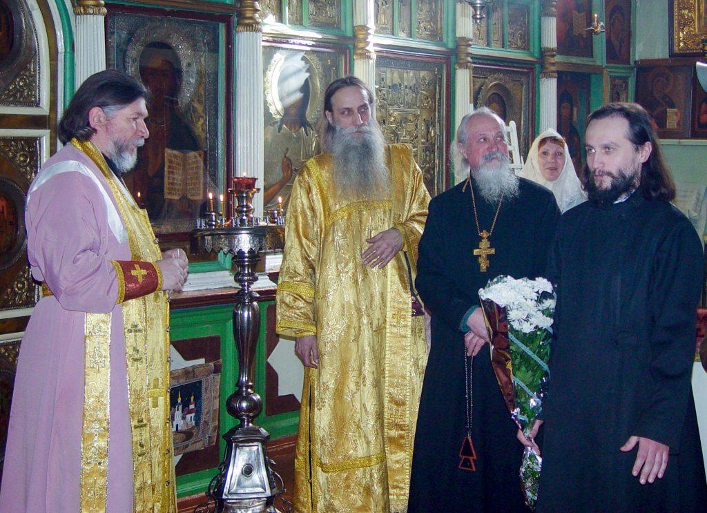 Biography of metropolitan Korniliy