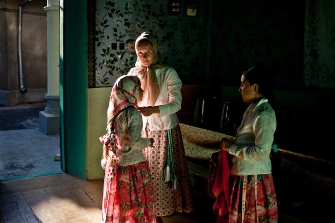 Russian Lipovans – Old-believers in Romania