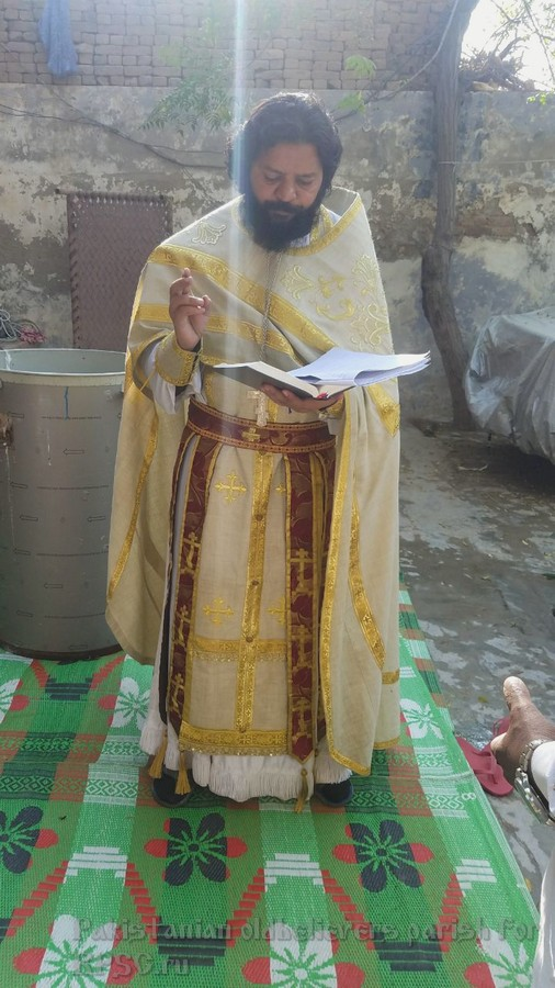 An interview with father Cyril Shahzad about the Orthodox mission in Pakistan
