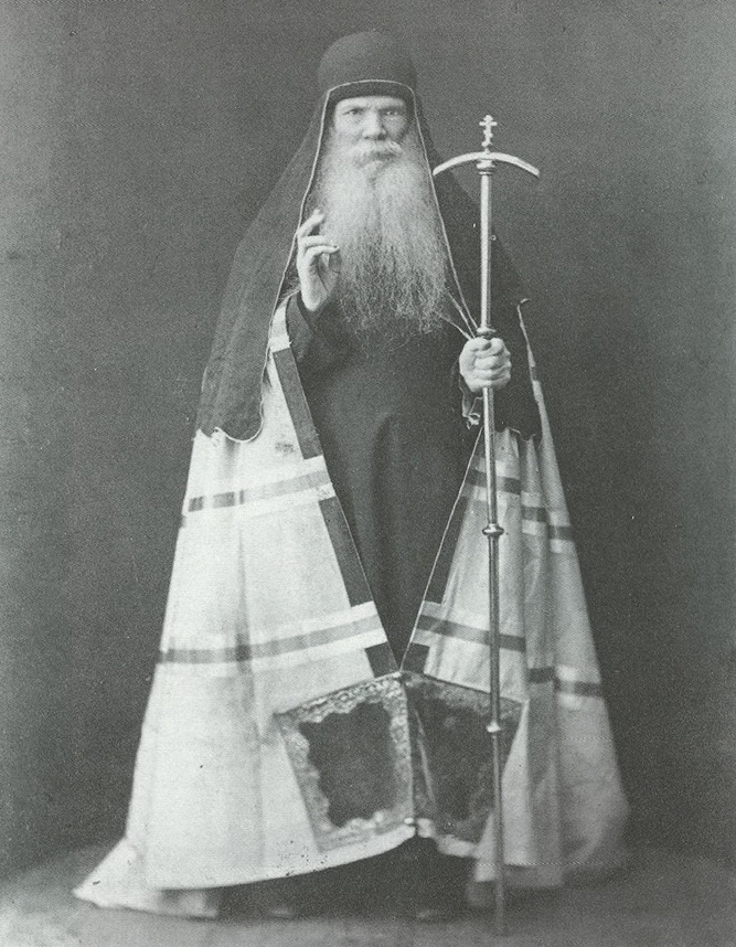 Anthony (Shutov), Archbishop of Moscow and All Russia