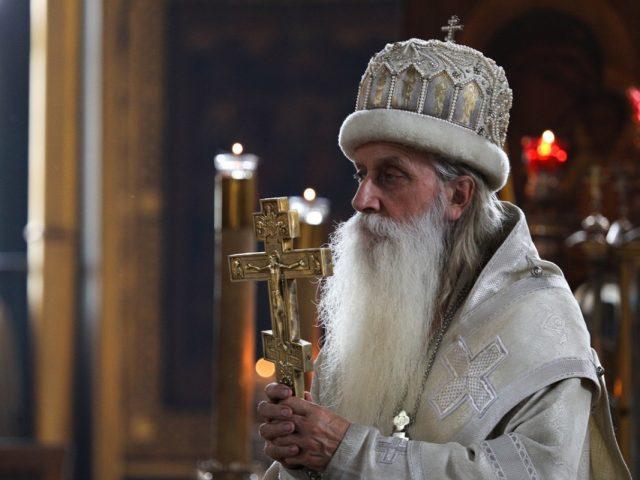 Paschal greetings from metropolitan Korniliy - 2019