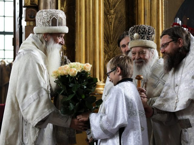 The degree of the church schism in Ukraine cannot be increased