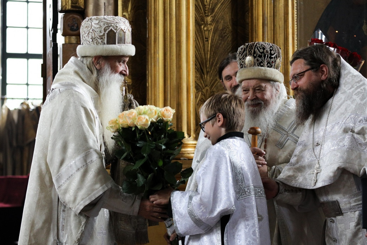 The Primate of the Church celebrated his Name Day