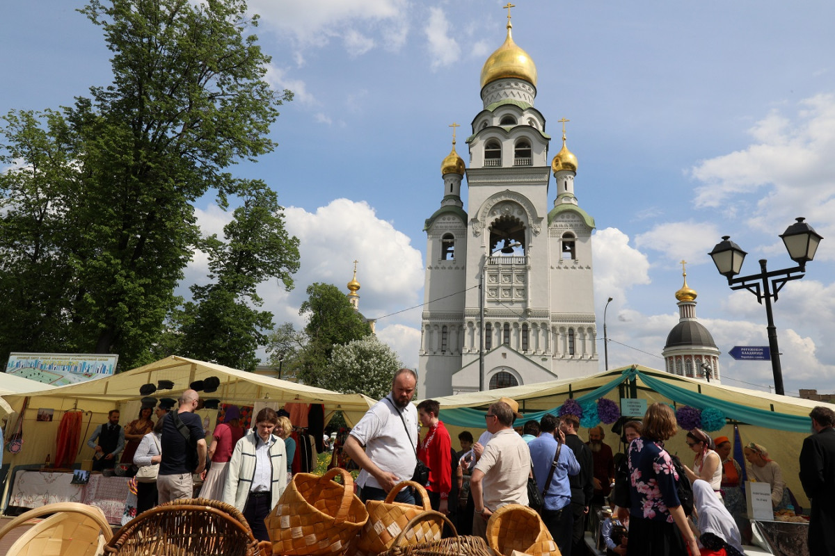 Celebrations of the 114th anniversary of the unsealing of the altars of the Rogozhskoe churches was held in Moscow