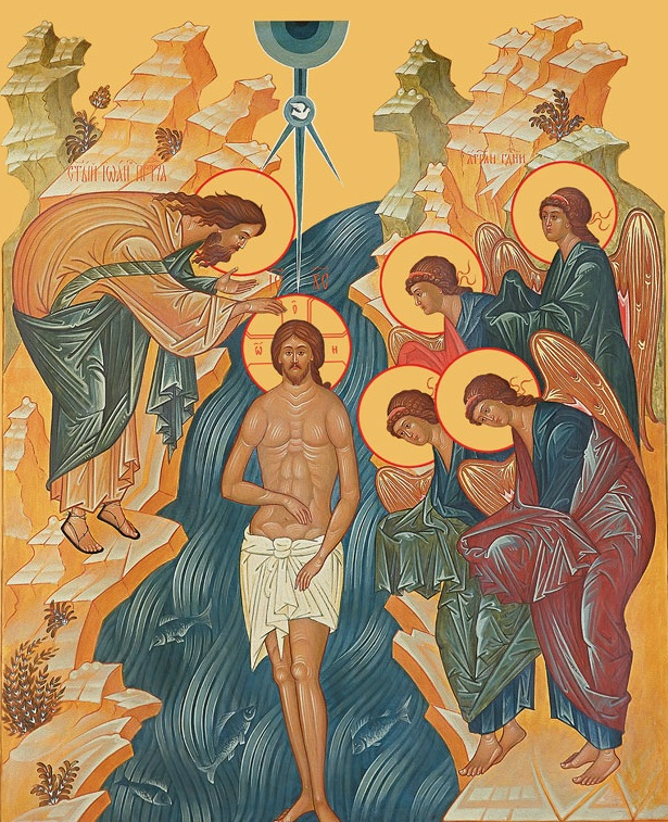 Sermon on the Feast of the Baptism of our Lord God and Saviour Jesus Christ