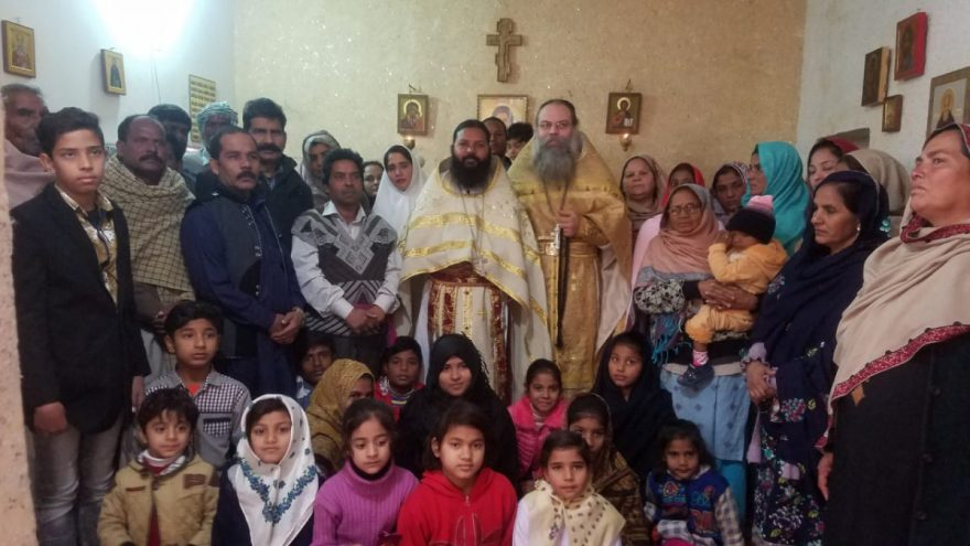 Mission of the Old-Rite Church in Pakistan