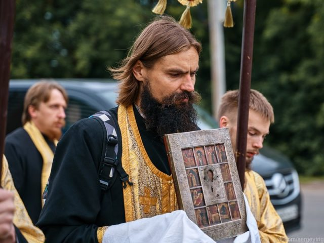 The Coldest in History. Velikoretsk Church Procession Took Place