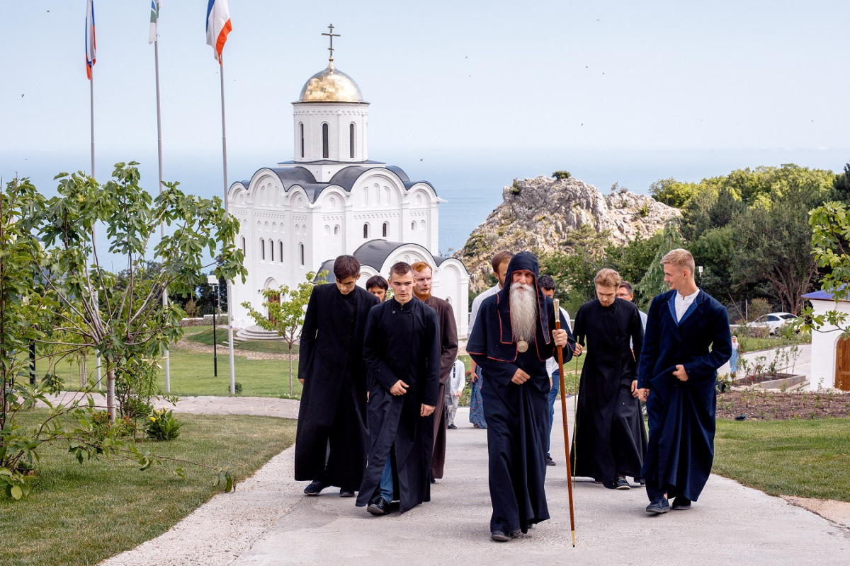 The newly built Old-Rite church in Crimea is preparing to celebrate its first feast day