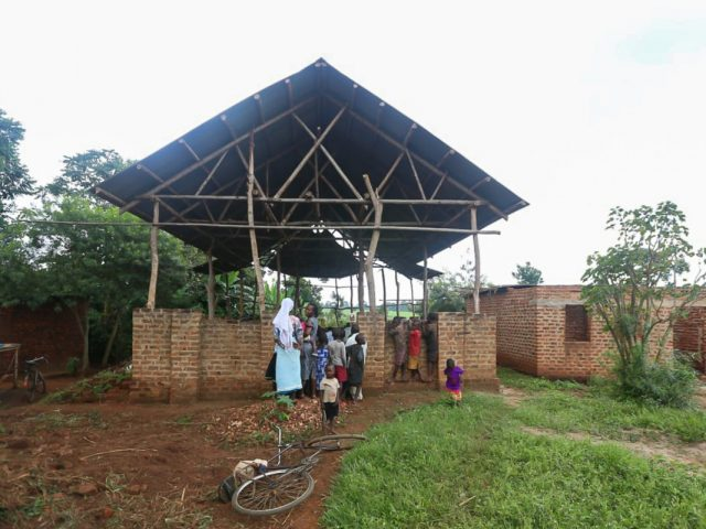 One of the Ugandan communities in the need of help