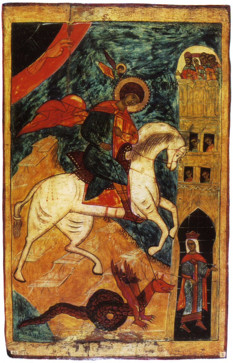 Sermon for the Day of Commemoration of Holy Great Martyr and Victory-bearer George