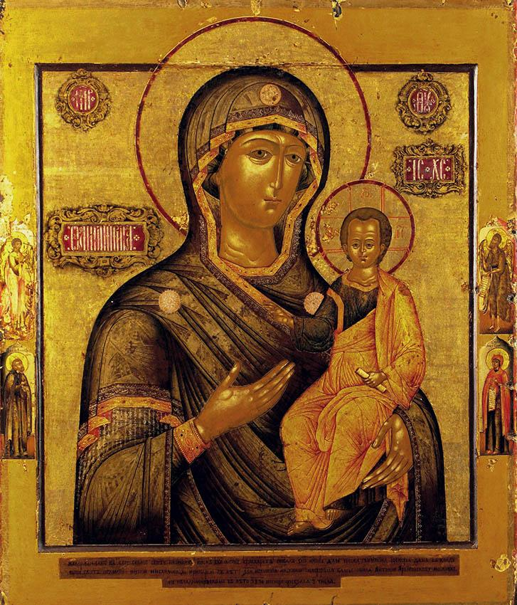 Sermon for the Feast of the Smolensk Icon of the Most Holy Mother of God