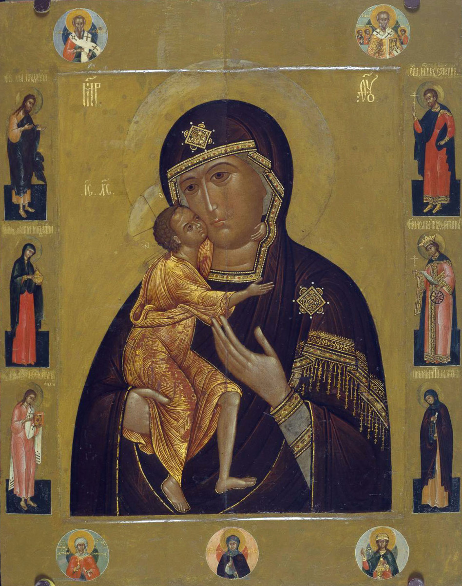 Sermon for the Feast of the Appearance of the Theódorovskaya Icon of the Most Holy Mother of God