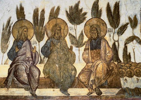 Homily on Sunday before the Nativity of Christ, Commemoration of the Holy Fathers