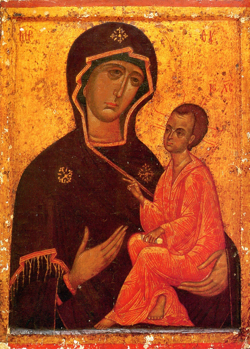Sermon for the Feast of the Tikhvin Icon of the Mother of God